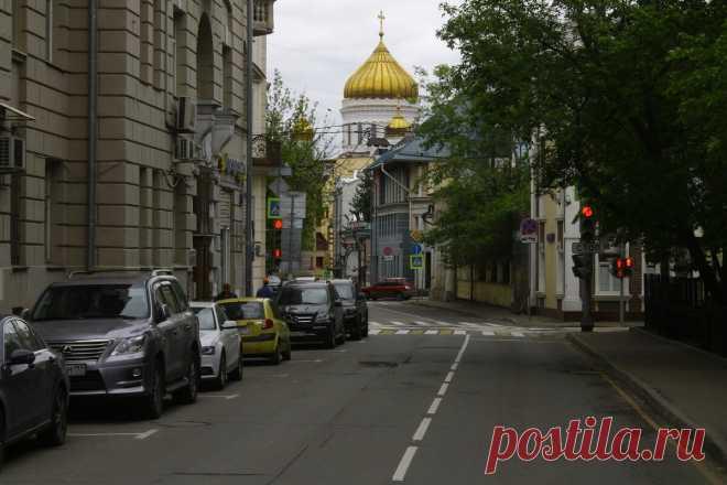 История одного из самых длинных Арбатских переулков | О Москве нескучно | Яндекс Дзен
