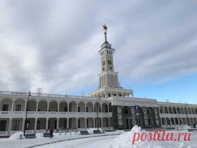 Порт пяти морей – шедевр архитектуры Северный речной вокзал в Москве: почему там стоит побывать | Соло - путешествия | Яндекс Дзен
