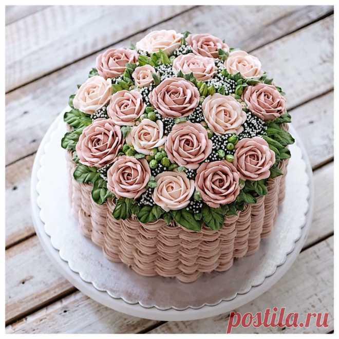 Beautiful cakes - Những mẫu bánh gato đẹ p - la Publicación