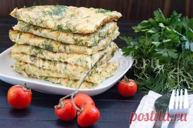 Кабачковые хлебцы с сыром - простой и вкусный рецепт с пошаговыми фото