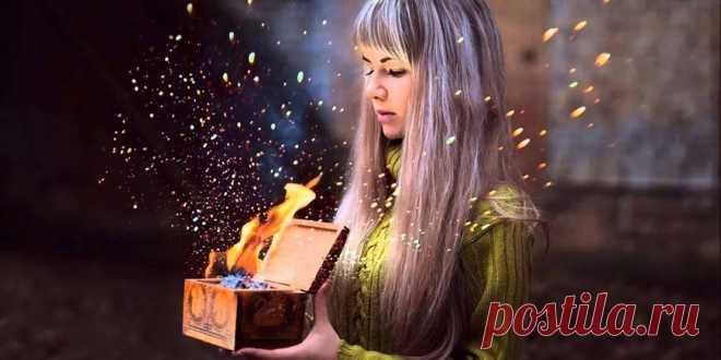 (+1) Какой магический дар вы получили : Таинственное : Стиль жизни : Subscribe.Ru