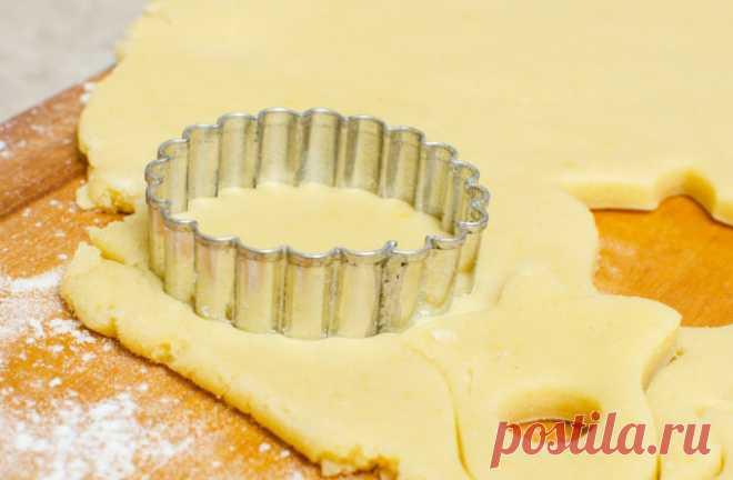 Пышное песочное тесто на кефире: пошаговый рецепт – В Курсе Жизни