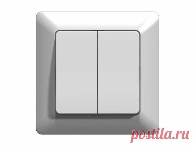 Как правильно подключить люстру с 3 лампами к выключателю с 2 клавишами | Ремонтируем и строим