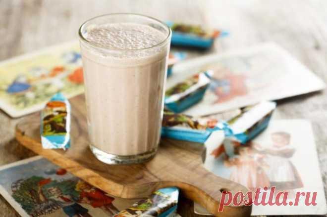 Как приготовить молочный коктейль, «тот самый» из далекого детства