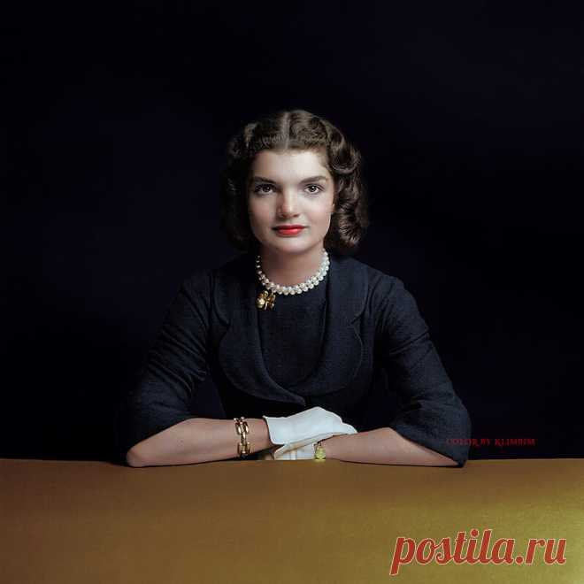 Jacqueline Bouvier, Kennedy, Onassis