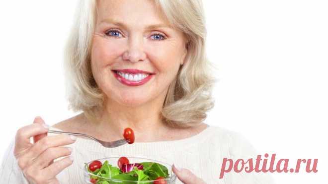 похудение 60 лет