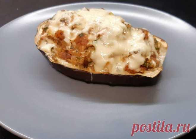 (38) Фаршированные баклажаны - пошаговый рецепт с фото. Автор рецепта Марина . - Cookpad