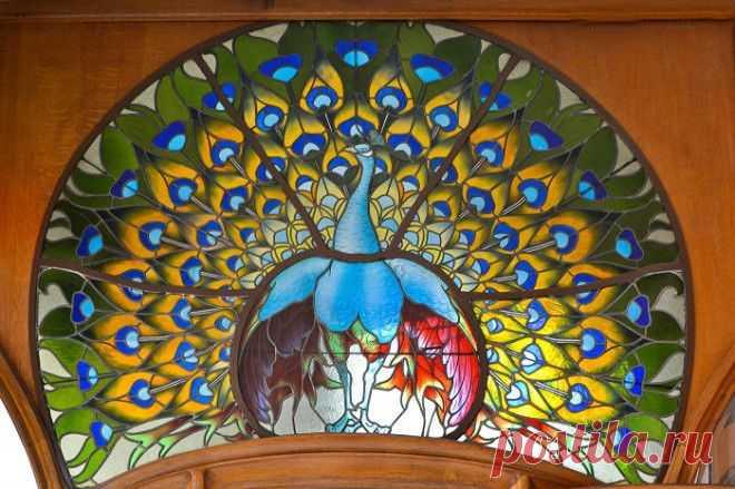 20 красочных витражей от которых захватывает дух