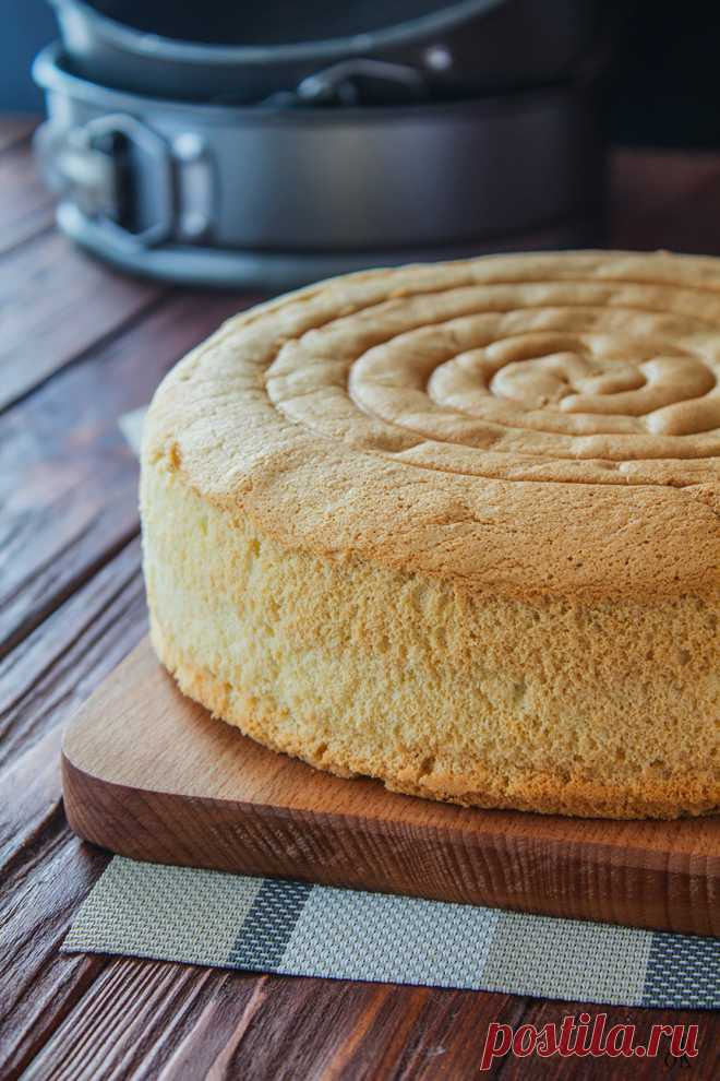 Классический бисквит: birosss — ЖЖ