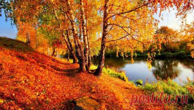 Художница-осень и ее удивительные пейзажи Живописные места на планете, раскрашенных самой осенью