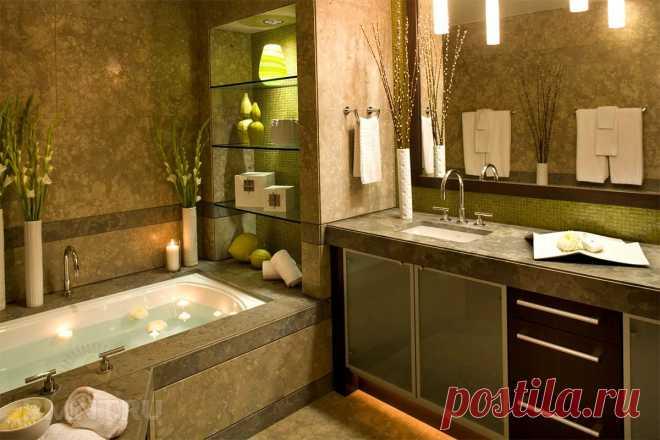 Полки вторце ванной: фотоподборка оригинальных решений Бывает так, что вотносительно небольшой ванной комнате остаётся промежуток между ванной истеной. Буквально в15–30сантиметров. Не пропадать же этому полезному пространству, когда каждый сантиметр на счету! Сайт RMNT покажет вам, какие интересные полки можно обустроить вторце ванной.