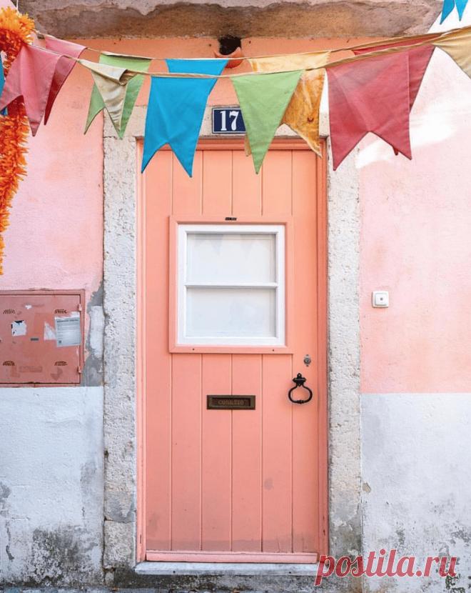30 fotos das mais belas portas de Lisboa - Lisboa Secreta