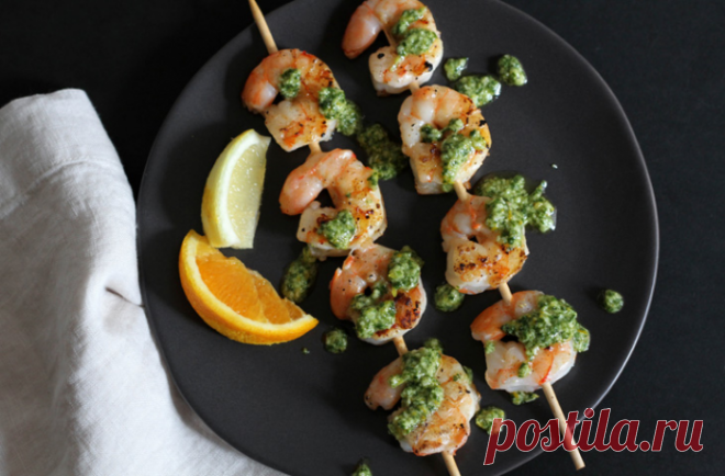 10 простых и вкусных способов приготовить креветки