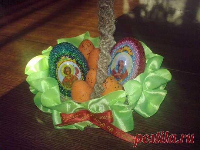 (+1) тема - сувенирные яйца   СВОИМИ РУКАМИ