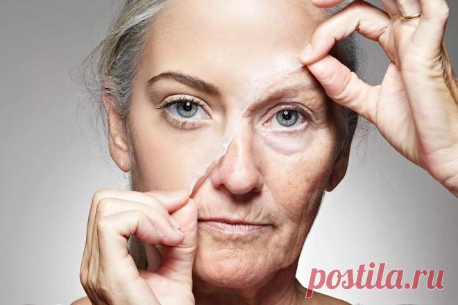 Свекрови 64 года, а у нее ни глубоких морщин, ни обвисшей кожи: ее секрет маска из крахмала | Вектор Здоровья | Яндекс Дзен