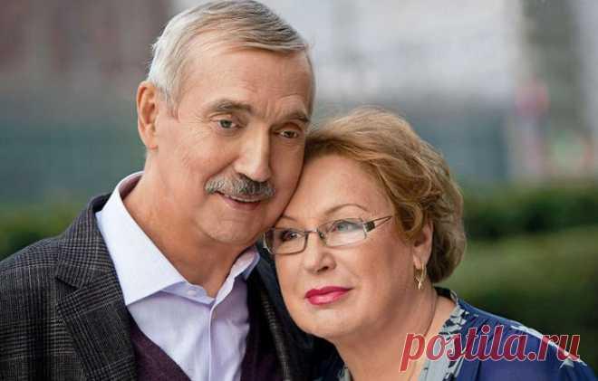 ♥ღ♥История любви. Евгений и Галина Киндиновы♥ღ♥