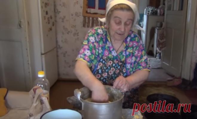 (1) Pascua. La receta antigua de la rosca de Pascua de Pascua de Bárbara Petrovna. - YouTube