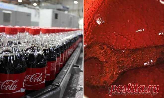 7 советов использования «Coca-Cola», которая легко заменит бытовую химию в доме