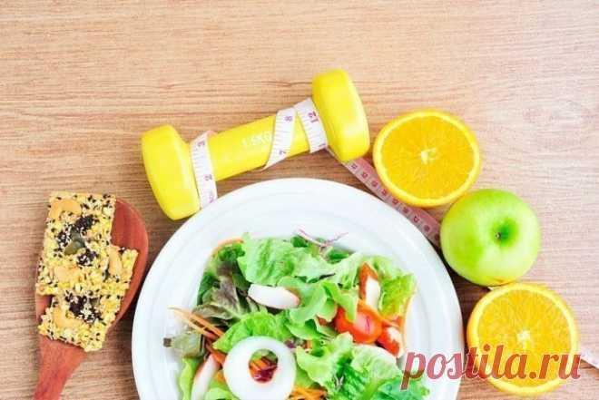Примерный рацион правильного питания на неделю   Будьте здоровы ... 175cd865a50