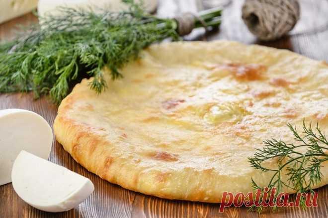 ¡Ha comprado en el mercado del medio kilogramo del requesón y el manojo de la verdura … los Parientes tres días comían este plato!