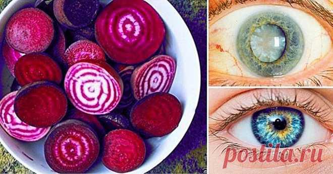 3-ингредиентная смесь улучшает зрение и дезинтоксикацию печени!