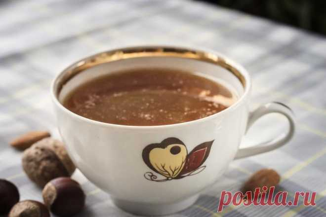 Согревающая экзотика: рецепт чая с бананом, имбирем и апельсином