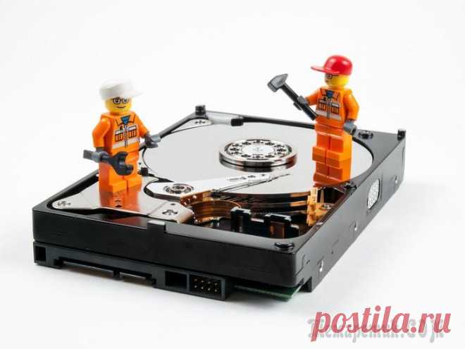 Formatting of the hard drive the built-in Windows tools is known to Much that external hard drives differ in nothing from those that were initially installed in system units of computers or are built in in cases of laptops behind only that exception that in...