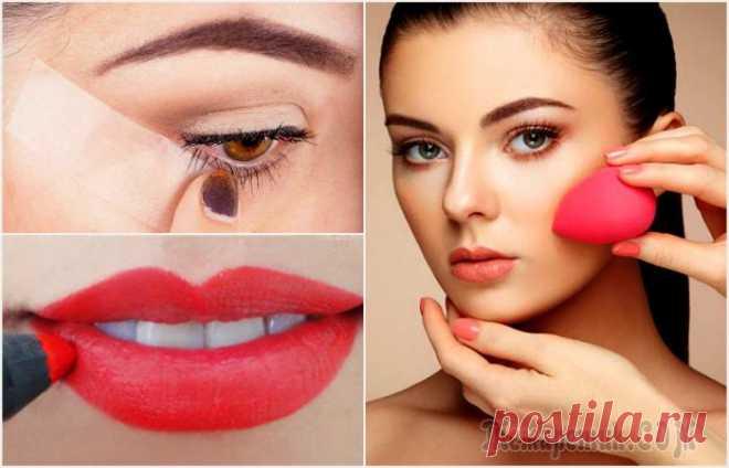 15 хитростей нанесения макияжа, о которых умалчивают профессиональные визажисты
