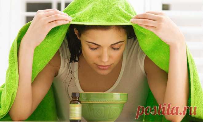 Чем полезна паровая баня для лица: 5 преимуществ домашней косметической процедуры