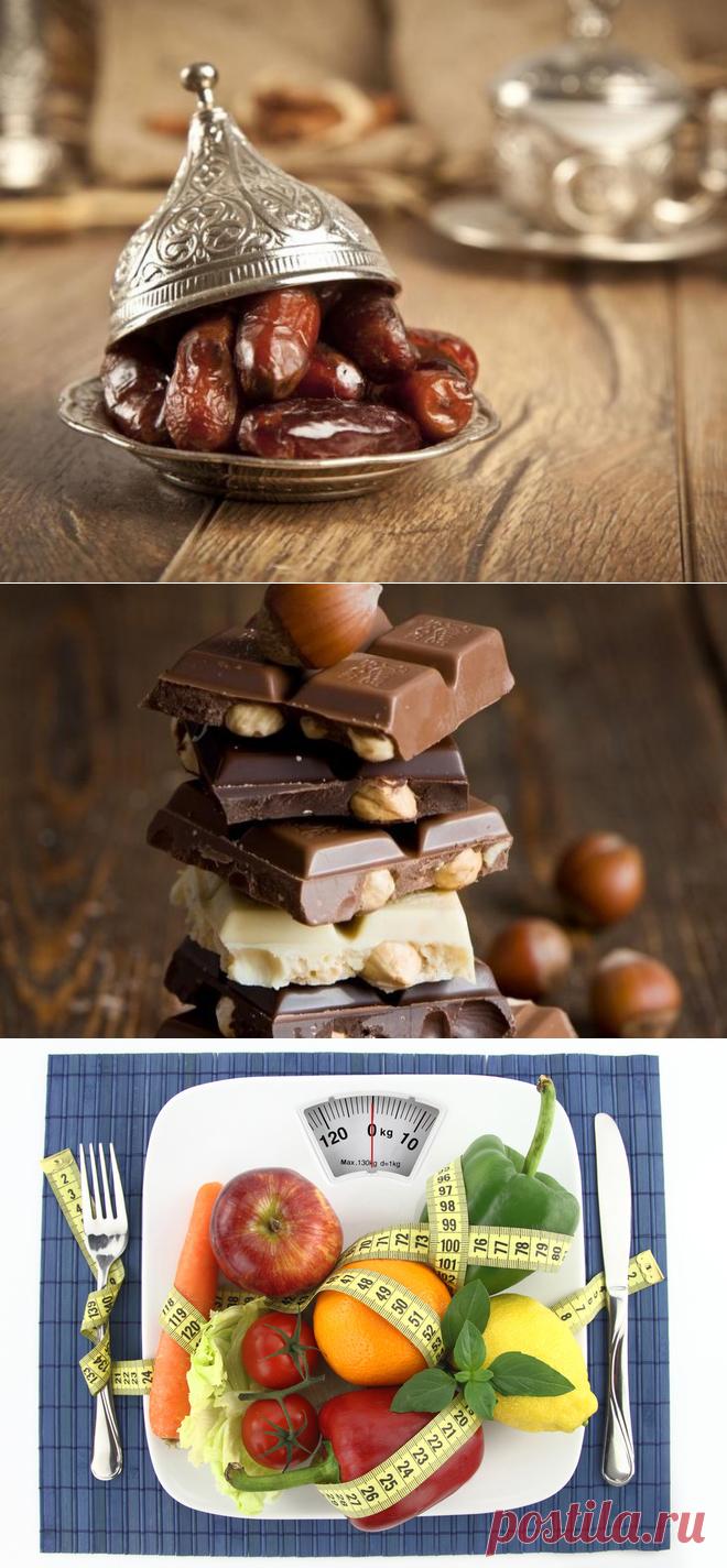 Los juegos de las calorías: los Consejos del dietólogo — como son el postre sin sentimiento de culpa