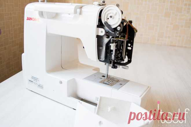 Рассказываю как почистить швейную технику. Часть 4: электронная машинка Janome | Курсы кройки и шитья Itself | Яндекс Дзен