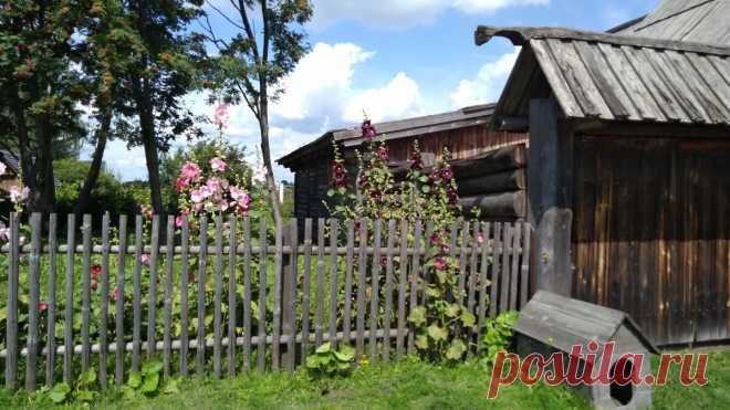 Наши предки ещё лет 100 назад делали в своих домах тёплые полы. Просто и гениально   Посад   Яндекс Дзен