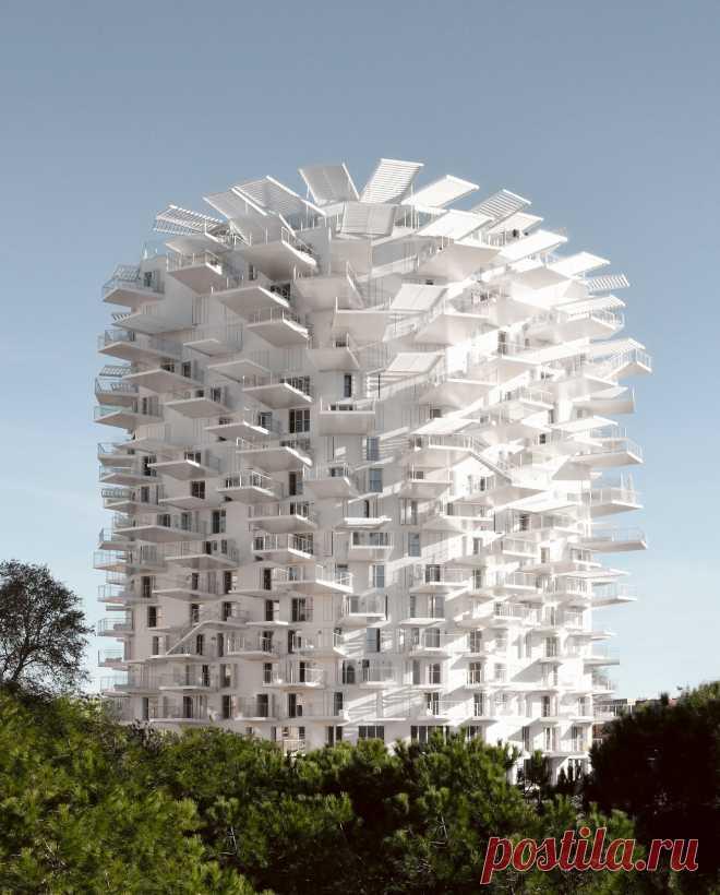 Причудливые образцы архитектуры со всего мира