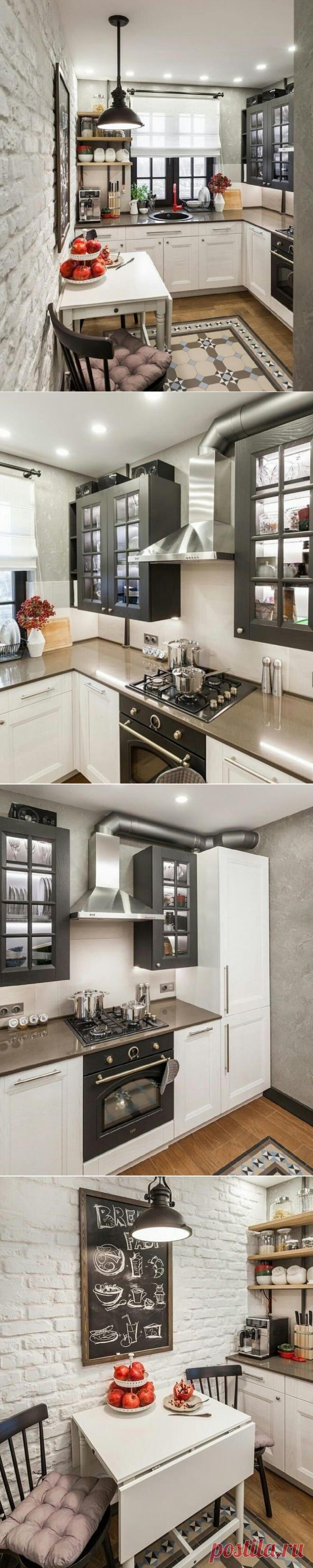 Удивительной красоты кухня, которая покорит Вас своими деталями и общей атмосферой уюта и тепла.   DESIGNER   Яндекс Дзен