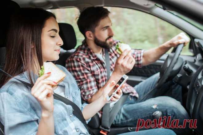 Гигиена в автомобиле: какие опасности таит ваша машина