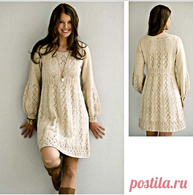 Платье «Нежность» — HandMade