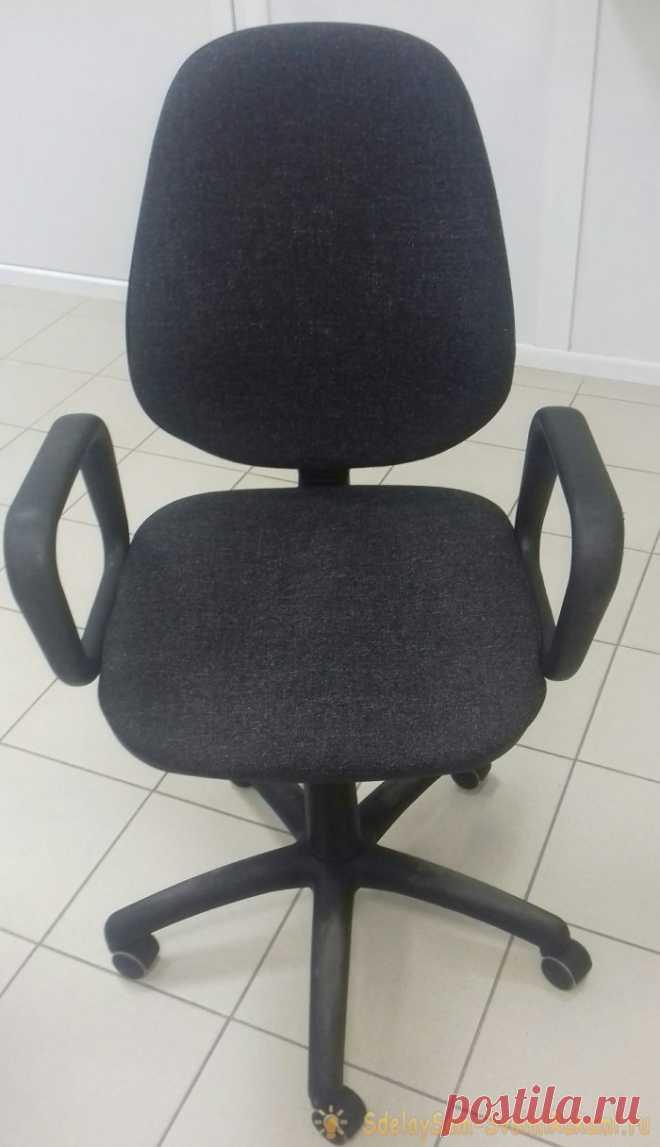 Ремонт амортизатора компьютерного кресла