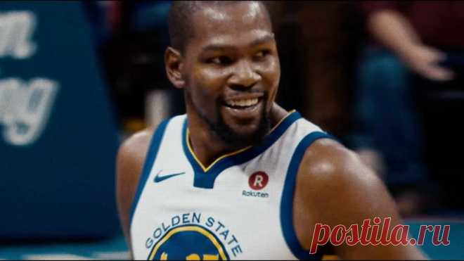 Video: the short film Nike about formation of the basketball player Kevin Durant