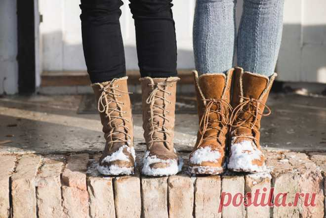 Принцип изготовления теплой стельки для обуви