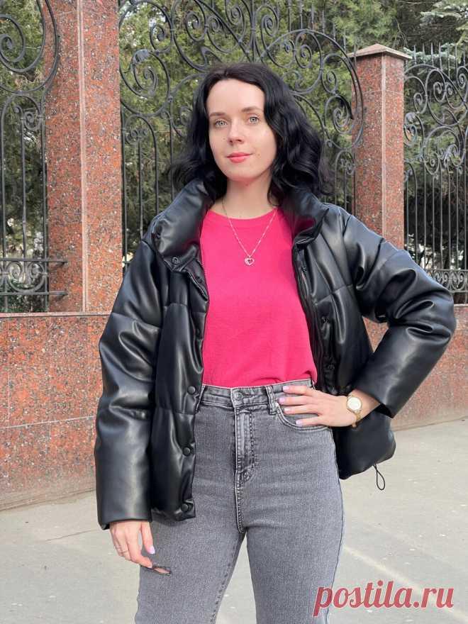 Надела розовый джемпер с модными джинсами и решила, что вещи хорошо сочетаются. Получился яркий образ на весну Вчера я показывала розовый джемпер, а сегодня решила, почему бы его не надеть с джинсами. До этого почти не носила, так как душа лежала к спортивному стилю. А сейчас захотелось разнообразия, может, скоро и до платьев дойду. В Крыму то холодает, то снова становится жарко. Погода непонятная, вот и я не могу решить, как одеваться. […] Читай дальше на сайте. Жми подробнее ➡