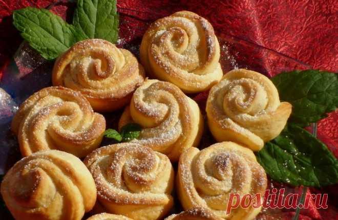 Вкусное творожное печенье за 20 минут... Творог очень полезный продукт, в котором содержатся важные для формирования и роста костей витамины и элементы. Но мало кто из детей соглашается его есть. Но мы предлагаем вам вкусный выход – печенье …