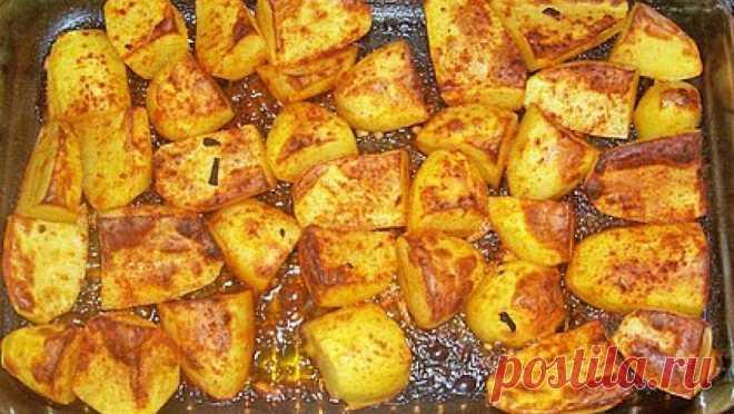 Gebackene Kartoffeln auf Griechisch - Rezept | DasKochrezept.de