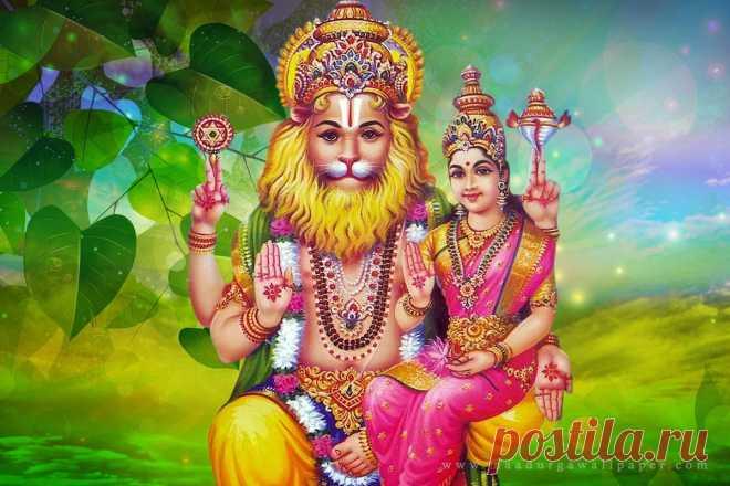 lakshmi-narasimha-photo-1200x800.jpg (1200×800) | ~Lord Nrisimhadev~ |  Постила