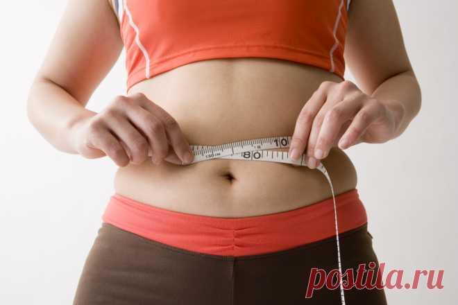 Как похудеть в талии и животе быстро.