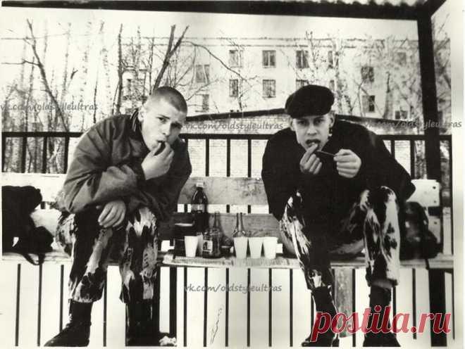 Когда распадался СССР: фото 80-х — 90-х годов ХХ века (43 фото) . Чёрт побери