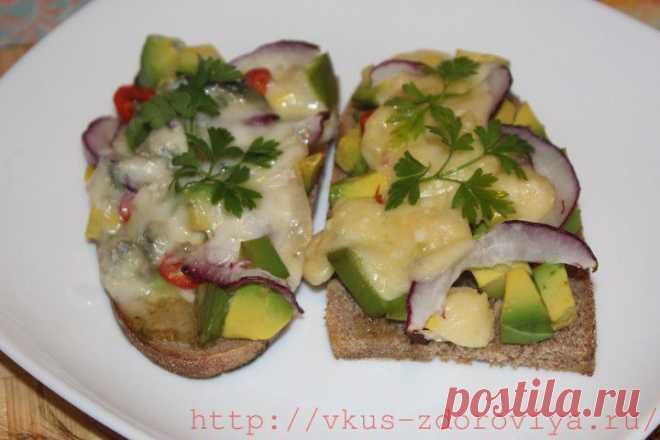 (+1) тема - Горячие бутерброды с сыром по-мексикански   Любимые рецепты