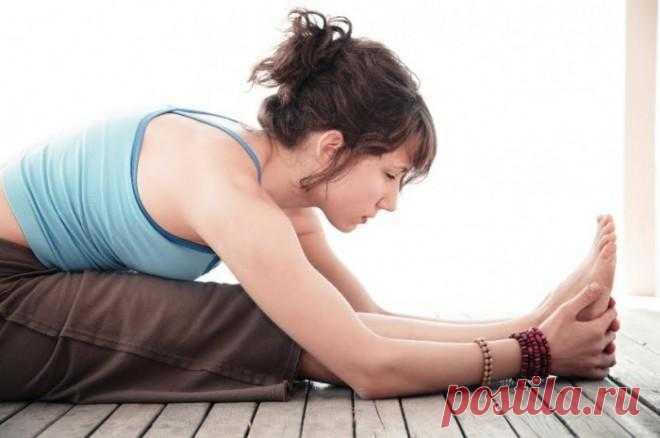 Интересно - Тибетская гормональная гимнастика
