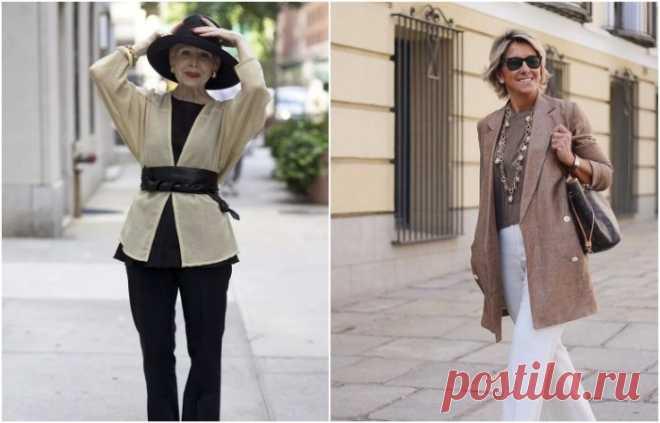 8 весенних образов, которые помогут женщинам на пенсии почувствовать себя стильными