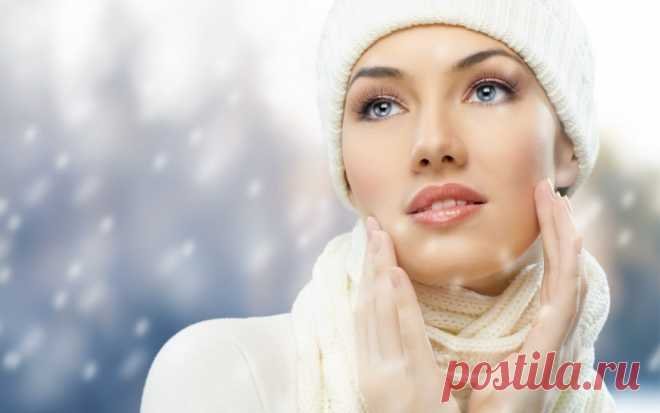 Уход за кожей лица в зимний период | Ladycandy.ru
