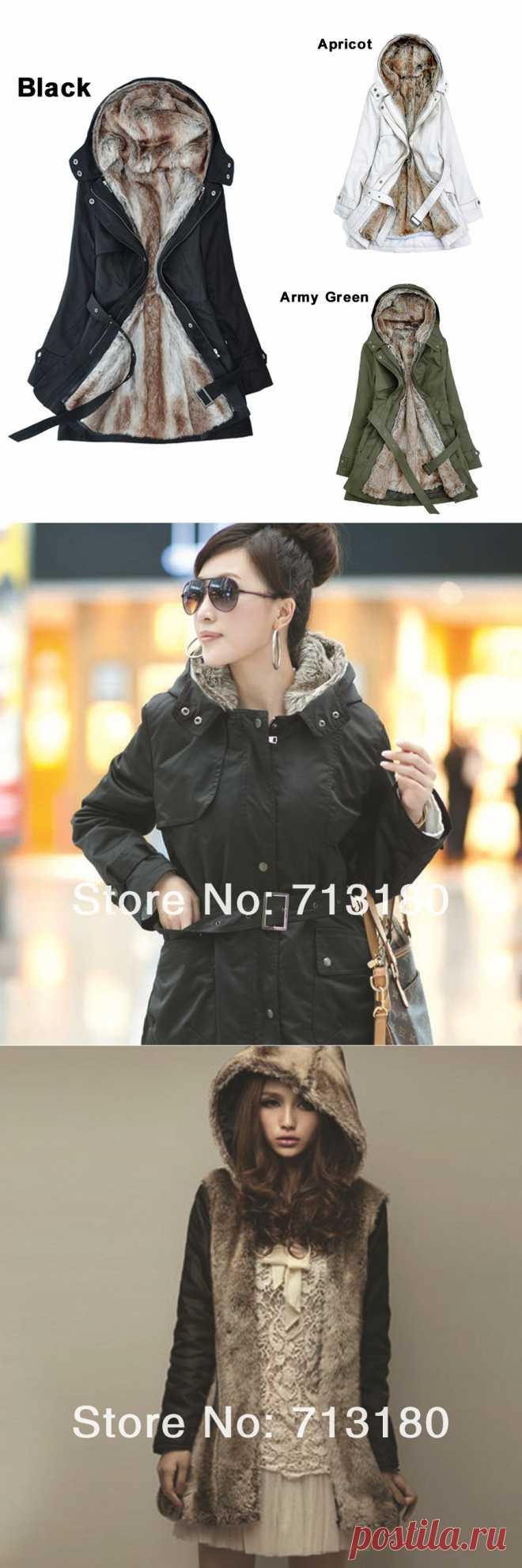 Двусторонее пальто на Aliexpress.com, 42,99$